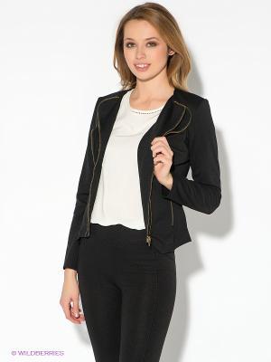 Пиджак AX Paris. Цвет: черный