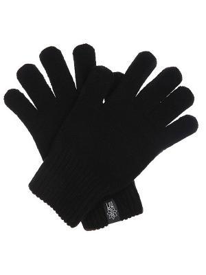 Перчатки Onyx Black DAMN. Цвет: черный