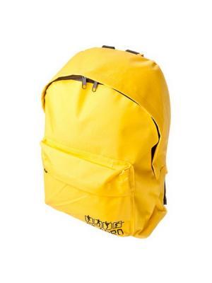Рюкзак спортивный SilaPro. Цвет: желтый