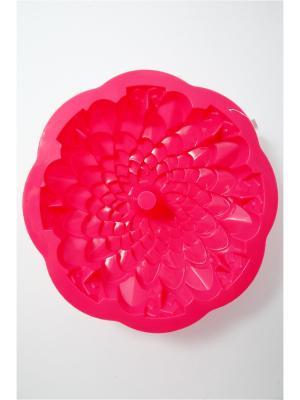 Форма для выпечки силиконовая Vetta. Цвет: розовый
