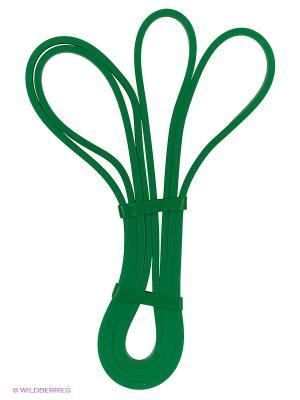 Эспандер многофункциональный STAR FIT ES-801 ленточный 2-15кг 208х1,3см, зеленый starfit. Цвет: зеленый