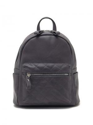 Рюкзак Solo true bags. Цвет: серый