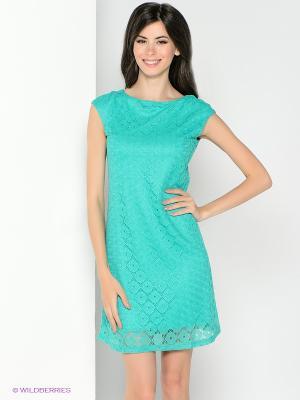 Платье SUGARLIFE. Цвет: светло-зеленый