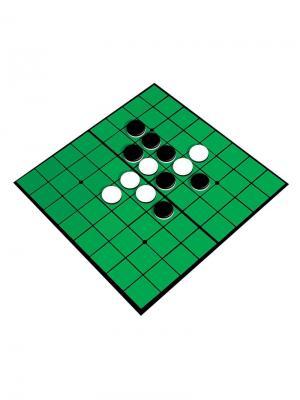 Настольная игра  Реверси Classic. Цвет: черный, зеленый, белый