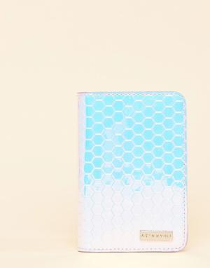 Skinnydip Обложка для паспорта. Цвет: мульти