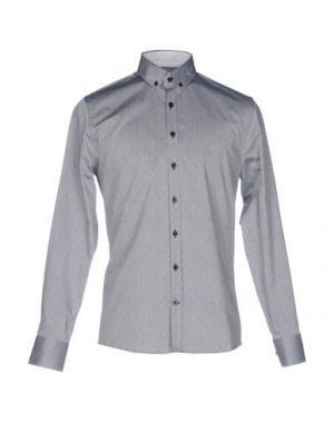 Pубашка SAVVY CITIZEN. Цвет: светло-серый