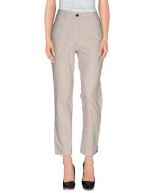 Повседневные брюки LUIS CIVIT. Цвет: слоновая кость