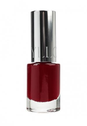 Лак для ногтей Yllozure. Цвет: бордовый