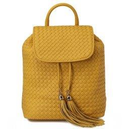Рюкзак  78 темно-желтый DOLCI