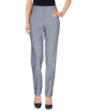 Повседневные брюки ROSE & WILLARD. Цвет: темно-синий