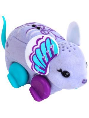 Интерактивная мышка Little Live Pets Classical Melody Moose. Цвет: сиреневый