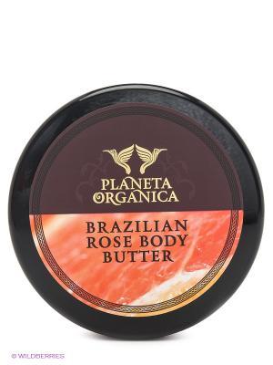 Масло для тела бразильское похудения, 300 мл PLANETA ORGANICA. Цвет: розовый