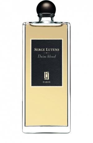 Парфюмерная вода Daim Blond Serge Lutens. Цвет: бесцветный