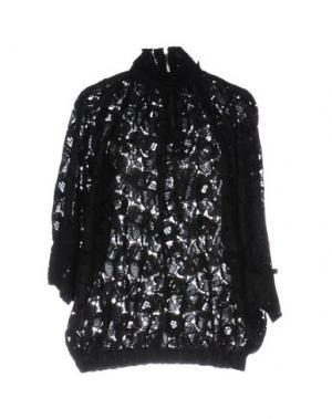 Блузка LORELLA SIGNORINO. Цвет: черный