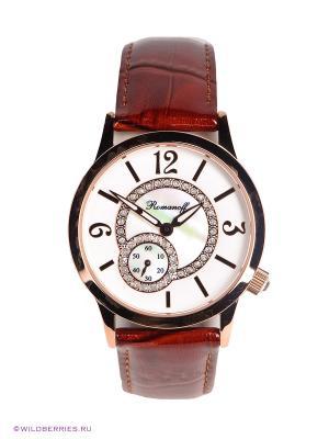 Часы Romanoff. Цвет: красный