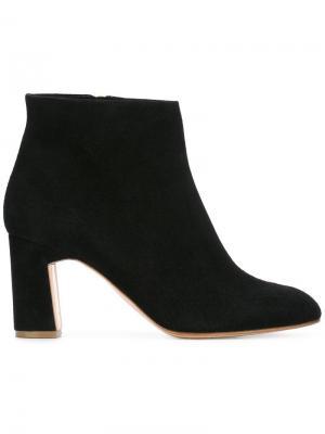 Ботинки Queenie Rupert Sanderson. Цвет: чёрный