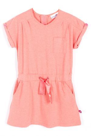 Платье Coccodrillo. Цвет: оранжевый