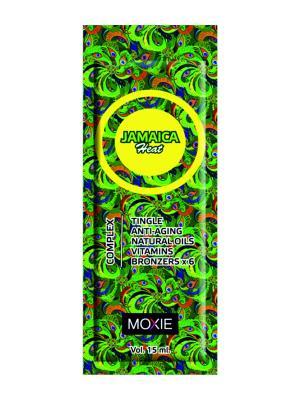 Косметика для загара в солярии Jamaica Heat (15 мл) MOXIE.. Цвет: бежевый
