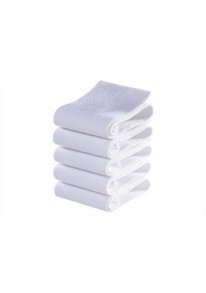 Носки, 5 пар GO IN. Цвет: 5х белый