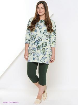 Пижама PELICAN. Цвет: зеленый