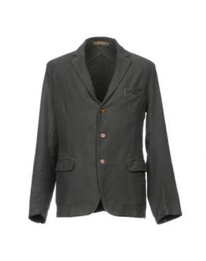 Пиджак JEY COLE MAN. Цвет: свинцово-серый