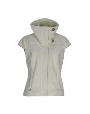 Куртка MANILA GRACE. Цвет: светло-серый