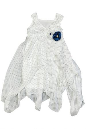Платье Lilax Baby. Цвет: синий