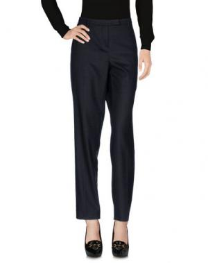 Повседневные брюки WINDSOR.. Цвет: стальной серый