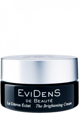Крем для сияния кожи EviDenS de Beaute. Цвет: бесцветный