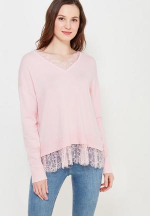Пуловер Befree. Цвет: розовый
