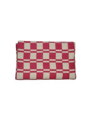 Одеяла Шерстяно-суконная фабрика. Цвет: розовый