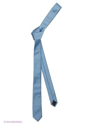 Галстук Reserved. Цвет: синий