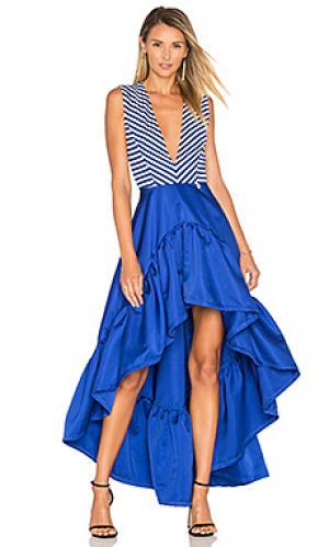 Платье yula yacht Bronx and Banco. Цвет: синий