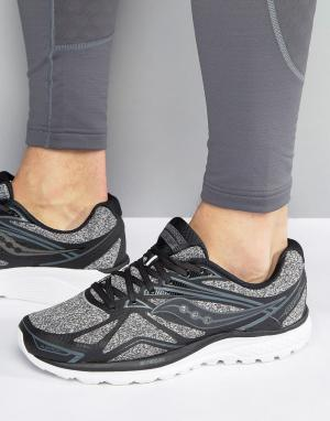 Saucony Серые кроссовки Running Ride 9 S20364-1. Цвет: серый