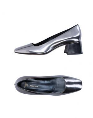 Туфли FARRUTX. Цвет: серый