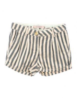 Повседневные шорты SCOTCH R'BELLE. Цвет: бежевый