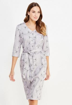 Платье Pallari. Цвет: розовый
