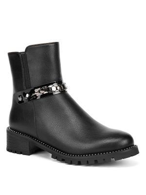 Ботинки Stella Mazarini. Цвет: черный