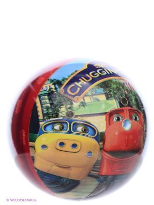 Мяч Чаггингтон John. Цвет: красный, зеленый