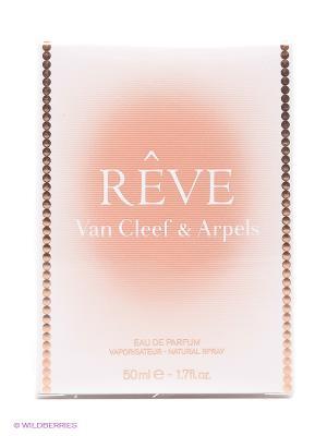 Парфюмерная вода Reve VAN CLEEF. Цвет: прозрачный