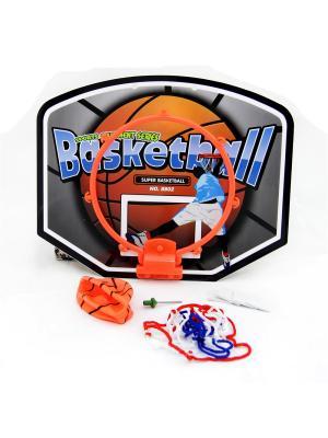 Набор для баскетбола VELD-CO. Цвет: оранжевый