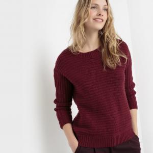 Пуловер Masculin SUD EXPRESS. Цвет: бордовый