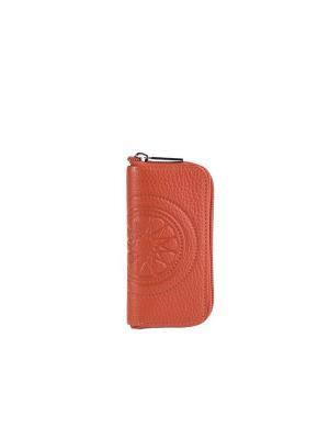 Ключница FABULA. Цвет: рыжий