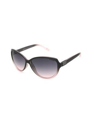 Cолнцезащитные очки Exenza. Цвет: черный, розовый