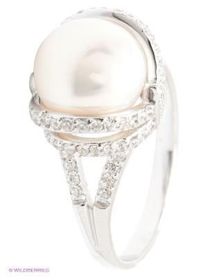 Кольцо Art Silver. Цвет: серебристый, белый