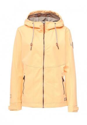 Куртка Torstai. Цвет: оранжевый
