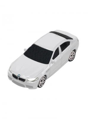Машинка BMW M5, Белая (1:64) (PS-344003S-W) Pit Stop. Цвет: белый