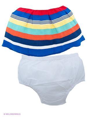Комплект Tommy Hilfiger. Цвет: белый, красный, оранжевый, синий