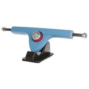 Подвески для скейтборда лонгборда 2шт.  Blue/Black 7 (24.8 см) Вираж. Цвет: черный,голубой