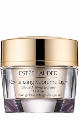 Легкий универсальный крем для сохранения молодости кожи Estée Lauder. Цвет: бесцветный